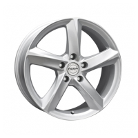 Mega Wheels Tigera silver